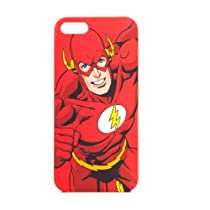 DC comics superman, batman, flash, wonder woman et green lantern iPHONE 5S/5 g coque motif au choix. Flash Charakter