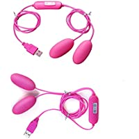 Yan's USB Rechargeable Phone Plug Office Work Home Massager