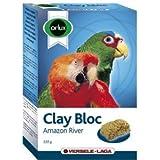 Orlux - Pierre - D'Argile À Picorer Clay Bloc 550G