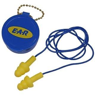 aearo- Ohr Ultrafit mit Tragetasche, Netzbetriebene NRR–25(50Paar pro Box)