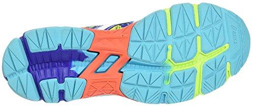 Asics Gel-Noosa Tri 11 GS, Scarpe Sportive Bambino Blu/Lime