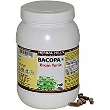Herbal Hills Bacopa 700 Vegie Capsules