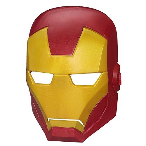 Marvel Avengers Age of Ultron Iron Man Face Mask with Flip Up Visor