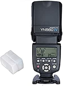 New Yongnuo Yn 560 Iv Flash Speedlite For Canon Nikon Camera Photo