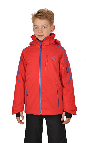 Völkl Team K Speed Jacket Red 170