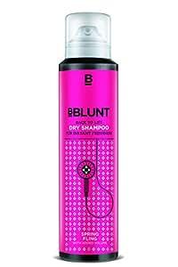 BBLUNT Back to Life Dry Shampoo, Spring Fling, 125ml