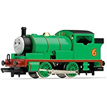Hornby locomotiva Percy, del cartone Thomas and Friends, R9288