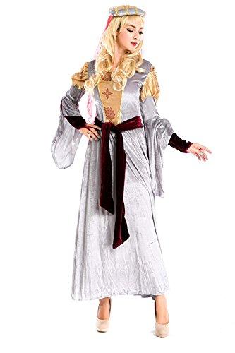 LLY Exotische Prinzessin Kleid Thema-Partei Halloween-Maskerade - Für Erwachsene Arabischen Prinzessin Kostüm