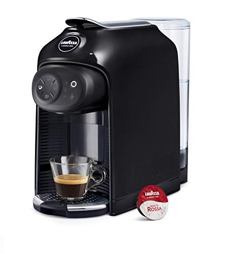 Lavazza A Modo Mio Idola Kaffeekapselmaschine, schwarz