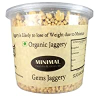 Minimal Organic Jaggery/Gems Jaggery,500Gr