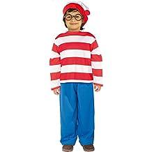 Rubie's - Disfraz de Wally infantil, talla M