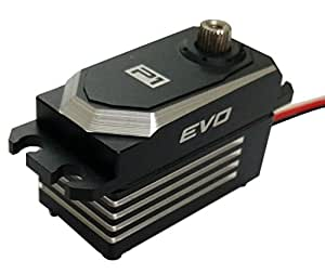 EVO-P1 Low Profile Digital Brushless servo - High Speed/ High Voltage