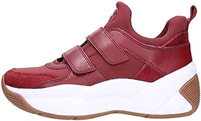 Michael Kors 43F9KEFS1D - Zapatillas para Mujer, Color Marrón, Talla 35 EU