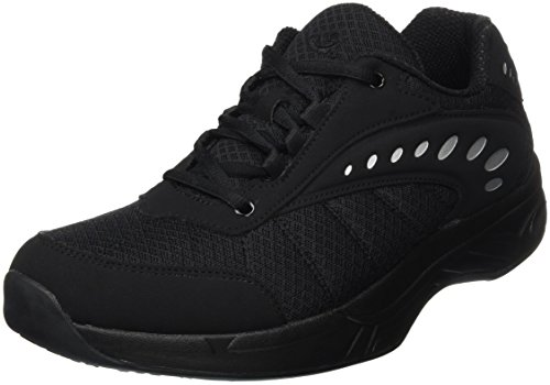 Chung Shi Men's Comfort Step SPORT II Outdoor Fitness Shoes Black Size: 9