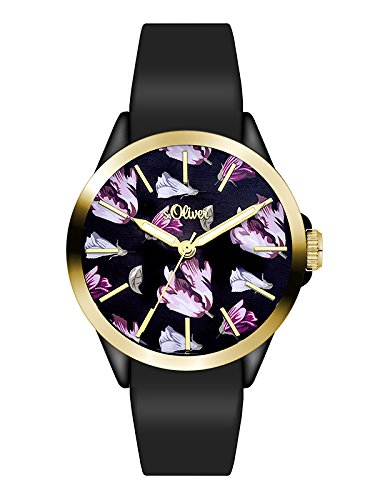 s.Oliver Women's Watch SO-3512-PQ