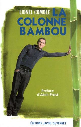 COLONNE BAMBOU