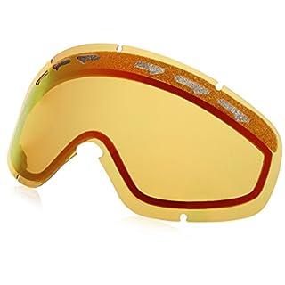 Oakley O2 Linse für Glased ski/snowboard X-Large bunt - Fire Iridium