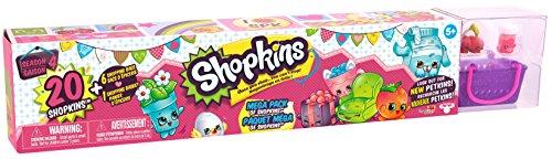Shopkins Mega Pack Season 4 [Set of 20 Shopkins]