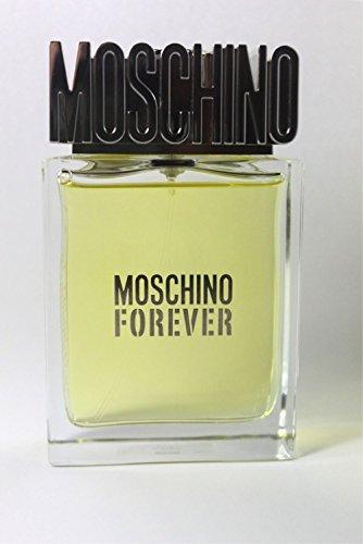 Moschino Forever Eau De Toilette Parfüm für Männer 100ml 3,4oz Authentic unverpackt - Moschino Edt 3.4