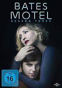 Bates Motel - Season 3 [3 DVDs]: Amazon.de: Freddie