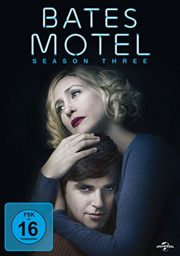 Bates Motel - Season 3 [3 DVDs] (3 Bates Motel Staffel)