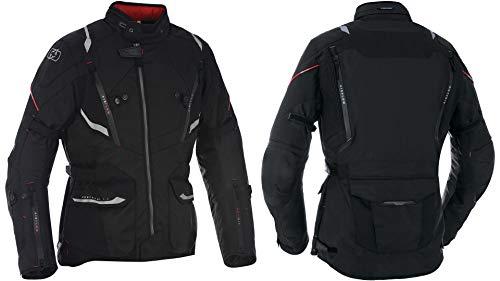 TM171201M - Oxford Montreal 3.0 Motorcycle Jacket M Tech Black (40)