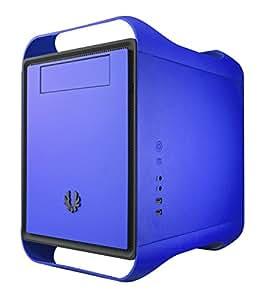 BitFenix Prodigy - computer cases (Cube, PC, Plastic, Steel, Mini-ITX, Blue, Bottom)