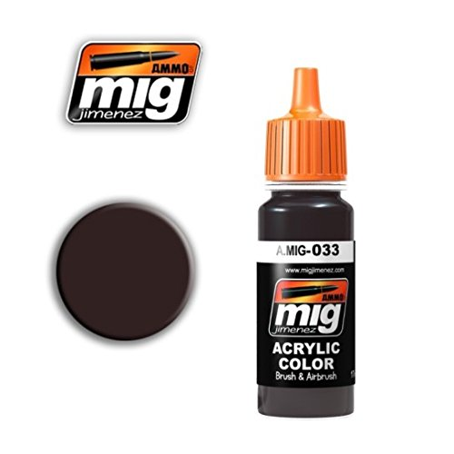 Ammo of Mig: 033 Rubber & Tires (17ml)