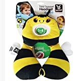 #8: Baby Station Benbat Travel Friends Baby Head/Neck Support (Bee)