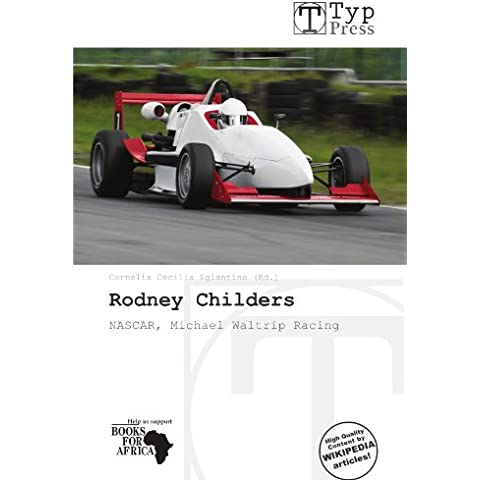 Rodney Childers: NASCAR, Michael Waltrip Racing