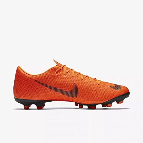 Nike Herren Mercurial Vapor XII Academy MG Fußballschuhe, Orange (Total Orange/White-T 810), 42 EU (Vapor Stollen Nike Mercurial)