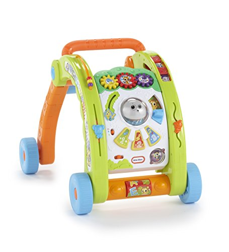 Little Tikes – 3-in-1 Activity Walker – Trotteur Interactif Version...