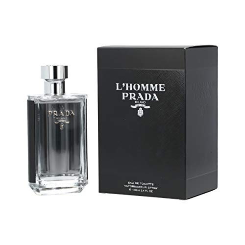 Prada L'Homme Eau de Toilette Spray 100 ml