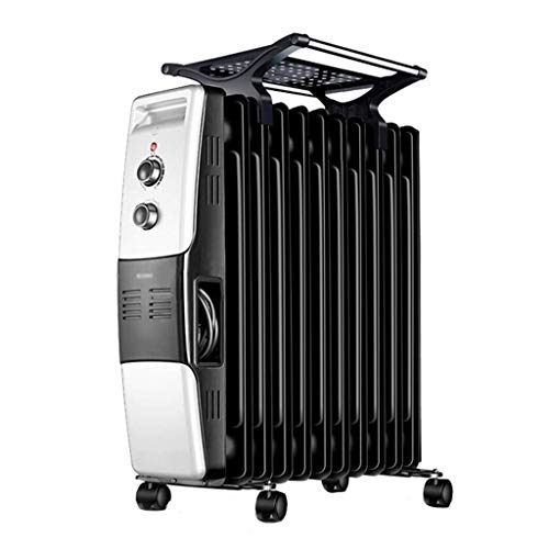 41AL8Foie4L. SS500  - Electric Oil Heater, Household Electric Heater, Energy Saving, Electric Heating, Electric Heater, Four-Sided Heater