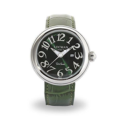 Locman Italy Mujer Reloj Tutto Tondo verde REF. 360