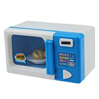 SODIAL Baby Kid Developmental Educational Pretend Play Home Appliances Kitchen Toy Gift Home Appliances For Kid Child microwave oven
