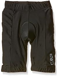CMP pantalones de ciclismo para niño, todo el año, niño, color negro, tamaño 98