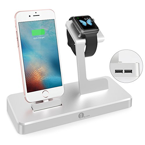iPhone & Watch Stand