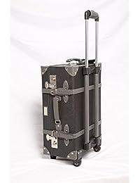"Mezzi 20 ""mano muy ligero con ruedas rodillo Carry On vuelo cabina aprobado bolsa de mano equipaje de viaje equipaje maleta caso."