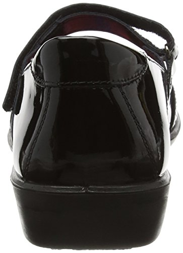 Ricosta Becky Patent, Mary Jane femme Noir - Black (Black 093)