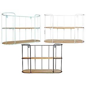 k chenregal holz metall deine. Black Bedroom Furniture Sets. Home Design Ideas