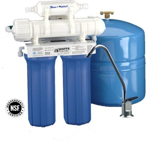 Watt Ro-system (Watt RO-TFM-4SV Premier 4-Stage Reverse Osmosis System by Watt)