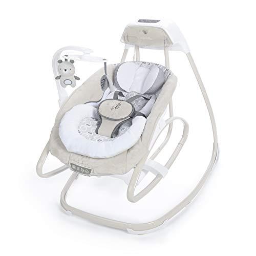 Ingenuity, 2 in 1 Babyschaukel und -wippe, Holden