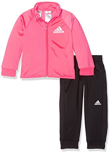 Adidas Yg S Entry TS Chándal, Baby, Supros/Blanco, 110