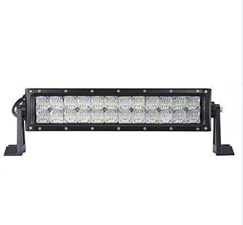 G & P/hohe Qualität Externe Scheinwerfer 35,6cm 120W 5D LED Work Light Bar Flut-Licht Tagfahrlicht Offroad fahren Lampe SUV (Scheinwerfer Für Golf-carts)