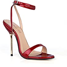 CHMILE CHAU-Scarpe da Donna-Sandali Tacco Alto a Spillo-Tacco a Metallo a4c6e1becea
