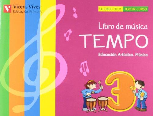 El libro de música tempo 3 andalucía libro (+cd)