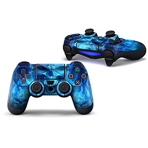 Style; In Devoted Skin For Ps4 Pro Smooth Fades Hot Pink Blue Playstation 4 Console Fashionable