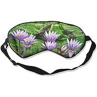 Water Lilies 99% Eyeshade Blinders Sleeping Eye Patch Eye Mask Blindfold For Travel Insomnia Meditation preisvergleich bei billige-tabletten.eu