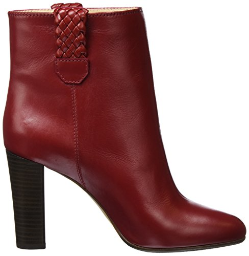 Hugo Geller-W 10193790 01, Bottes Classiques Femme Rouge (Open Red 646)
